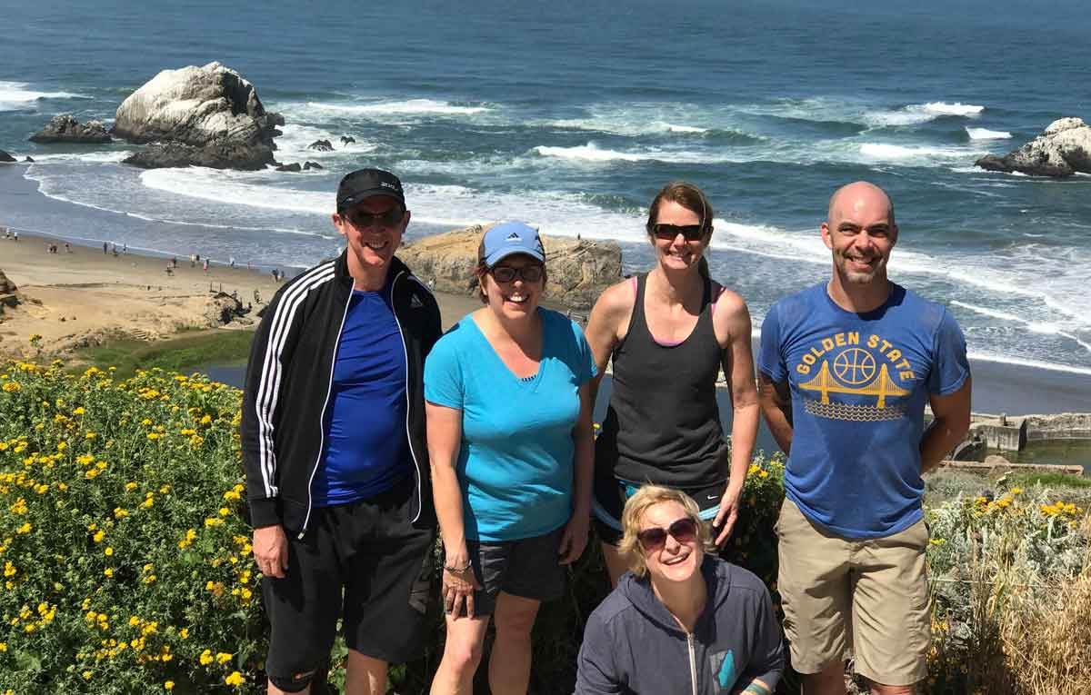Lands End Stairs Adventure 6/17/17