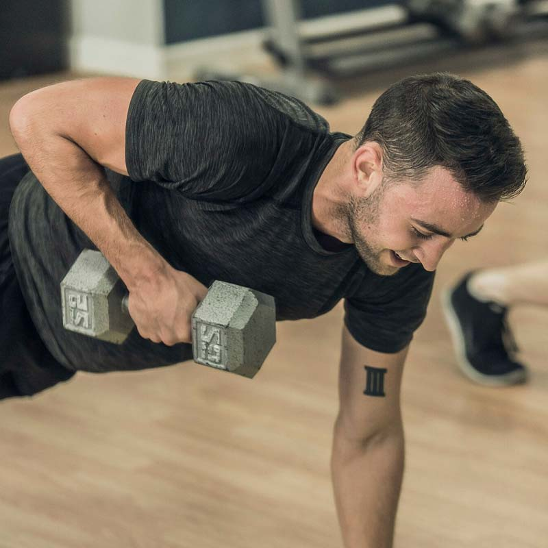 HIIT: High Intensity Interval Training & CORE Stability