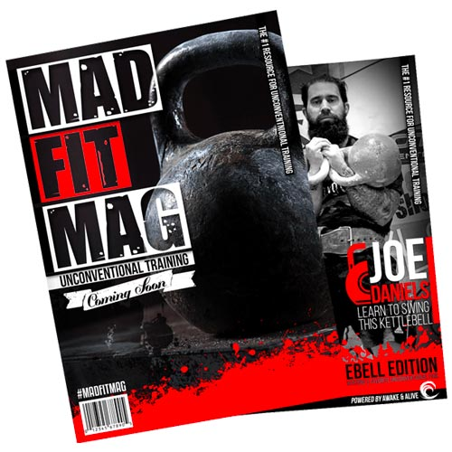 MAD FIT MAG